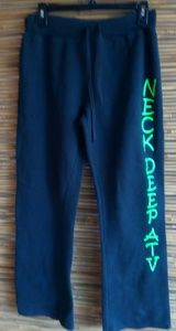 "Hanes ""Neck Deep in ATV"" Sweatpants Sz M"
